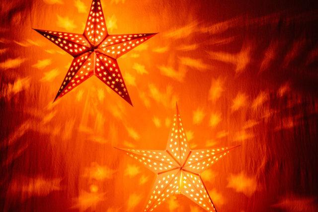 Christmas stars help Indian Christians share the light of Christ.