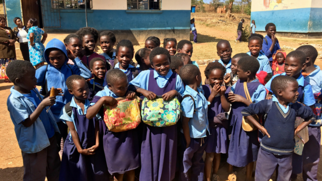 On Giving Tuesday, Thirty-One Gifts matches contributions to World Vision with a product donation. Meet children who benefited in Armenia and Zambia!