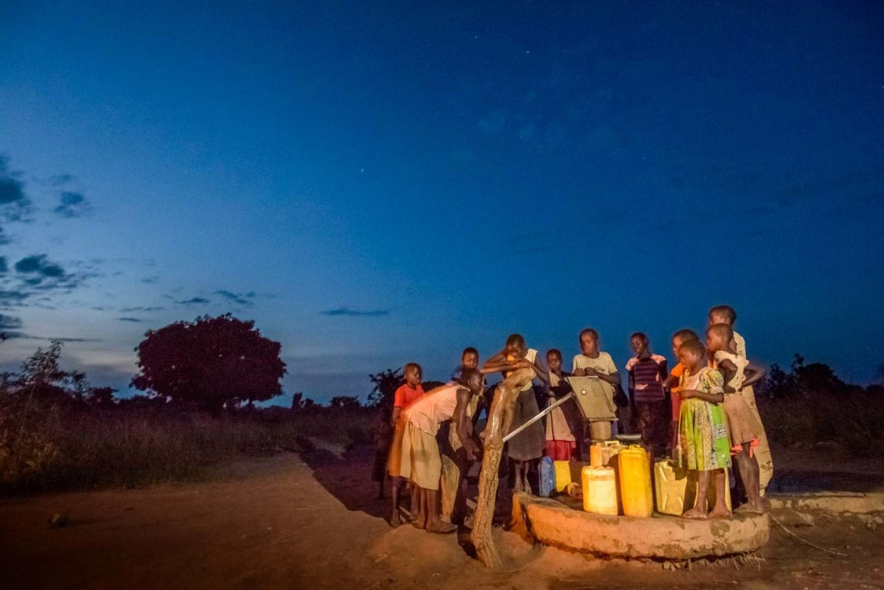 The Long Path To Clean Water World Vision