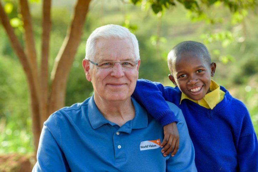 World Vision U.S. President Rich Stearns shares about the unexpected benefits of clean water and his dream to bring clean water to all people in our project areas in Rwanda in five years.