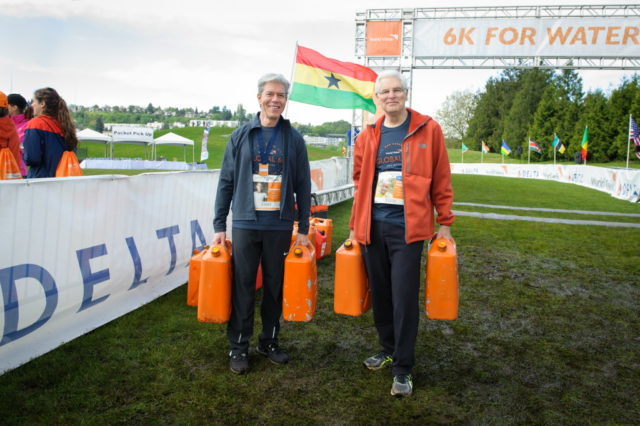 Delta Air Lines is again the official sponsor of World Vision's Global 6K for Water event in Seattle at Gas Works Park on May 19. Learn the story behind the partnership.