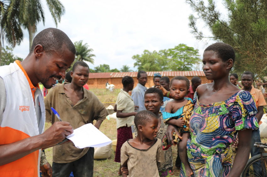 The DRC conflict threatens the lives of more than 7 million children affected by fighting, hunger, diseases, and poverty.