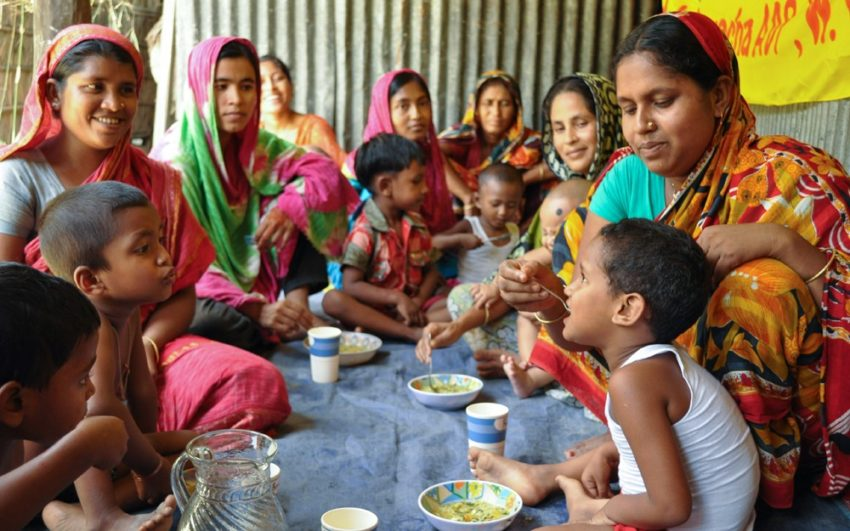 Around the world, 815 million people regularly go to bed hungry. Here are five facts you should know about global hunger and nutrition.