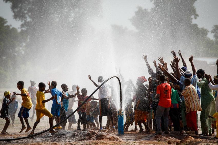 1500th borehole-Mali