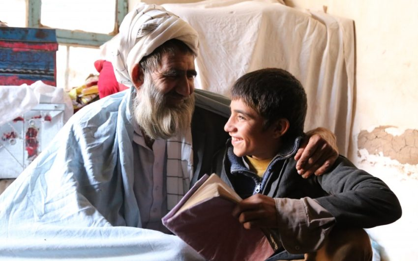 Pray for Afghanistan, where children struggle to attend school, child marriage is commonplace, and mothers and their babies are at risk.