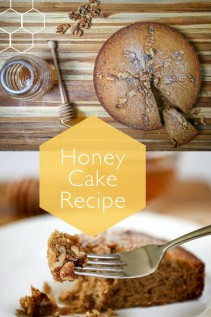 Honey Cake Recipe from Armenia - delicious, easy recipe with walnuts