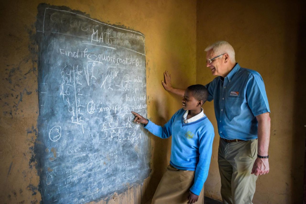 Twenty-four years after the genocide in Rwanda, children like Julius — a top student in his school — continue to die from poverty and lack of clean water. As Rich Stearns wraps up his tenure as World Vision U.S. president, he is dedicated to ending this needless loss of life in Rwanda and around the world.