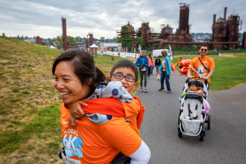 Here's what you need to know to prepare well for World Vision's Global 6K for Water May 4, 2019.