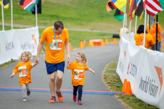 More than 48,000 people worldwide laced up for World Vision's 2018 Global 6K for Water May 19 at 1,075 locations in 16 countries, including the United States, Canada, Germany, Spain, Indonesia, Japan, Kenya, and Australia. Hear from everyday change-makers about the life-changing experience of bringing clean water to more than 63,000 people.