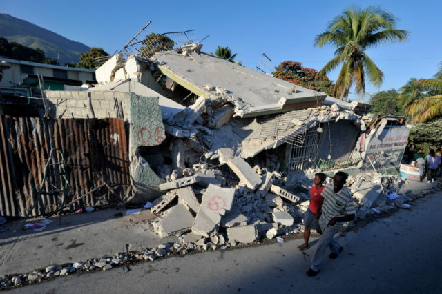 The 2010 Haiti earthquake was the most destructive natural disaster in the history of this poverty-stricken, disaster-prone country. Of the 3 million people affected, 1.5 million were left homeless. Haitians continue to recover and rebuild, despite recurring hazards, including hurricanes, and cholera.