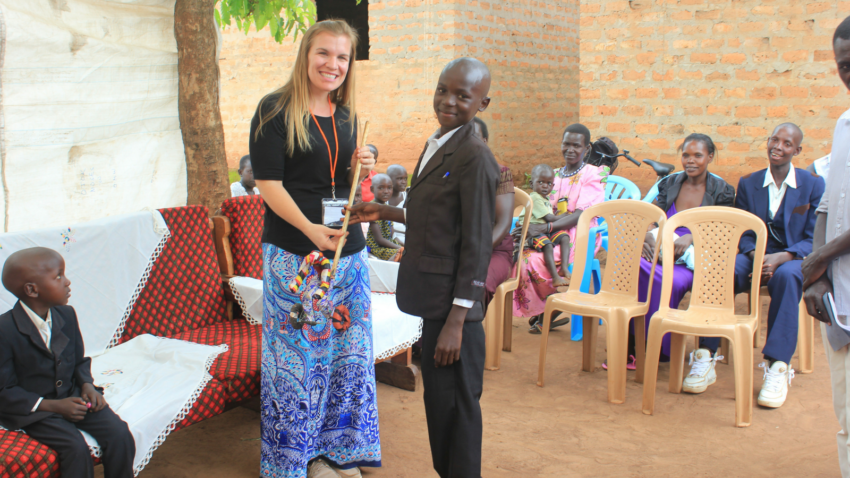 When was the last time God changed the shape of your life? For Child Ambassador Randi Jo Rooks, she knows the exact date in 2013. Read how God led Randi to say yes to a new ministry of helping children in need and how he brought her story full circle in Uganda.