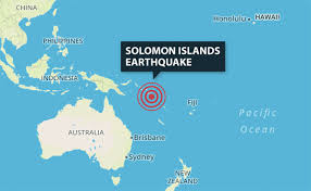 Solomon Islands: Earthquakes, tsunamis, volcanoes, and