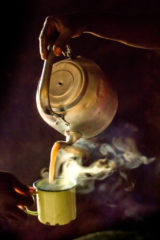 Home cold remedies around the world include drinking various types of hot tea.