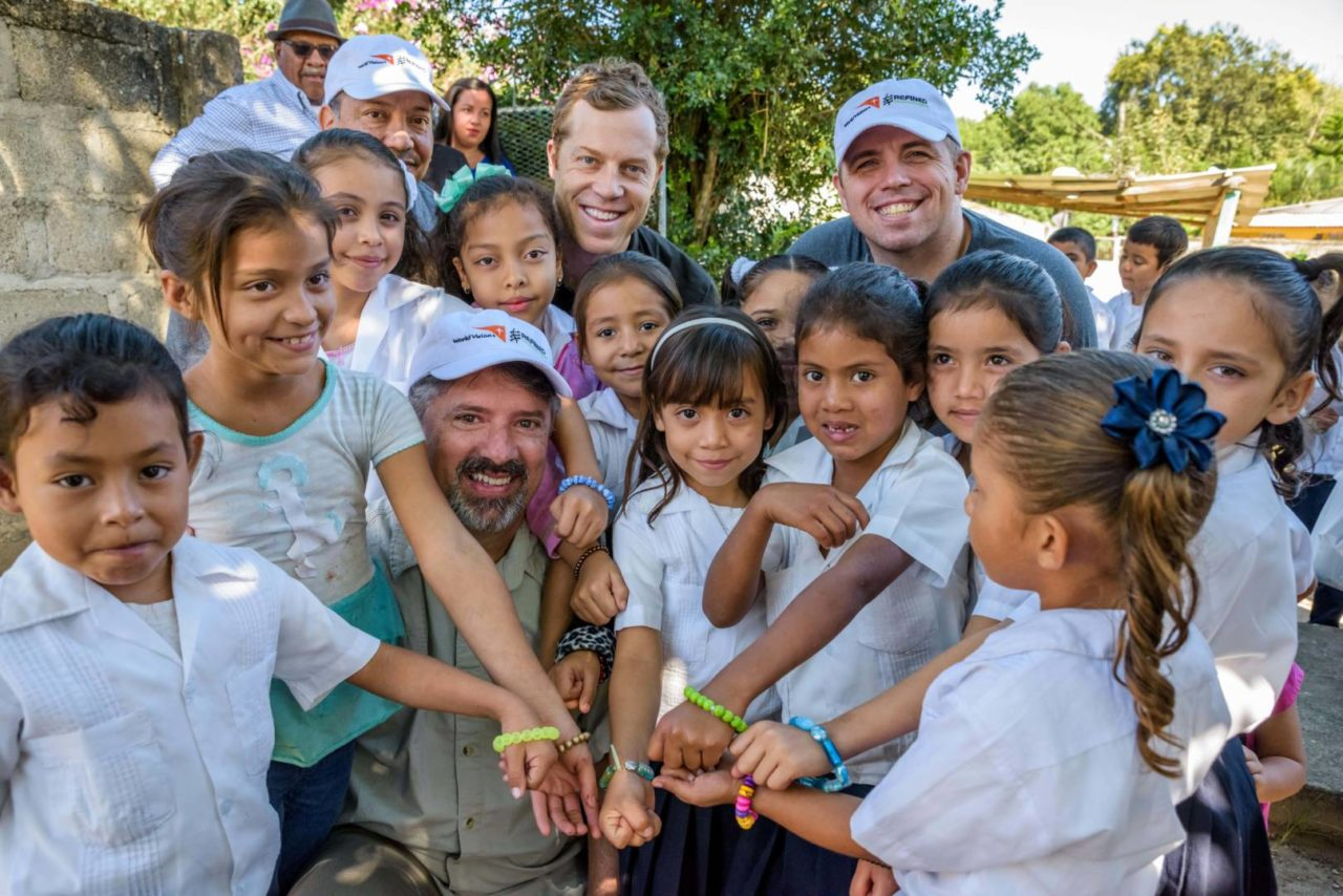 Find out what draws major donors like Cody Nath of Refined Technologies Inc. (RTI) to World Vision and why they feel led to make significant investments in ending extreme poverty worldwide.