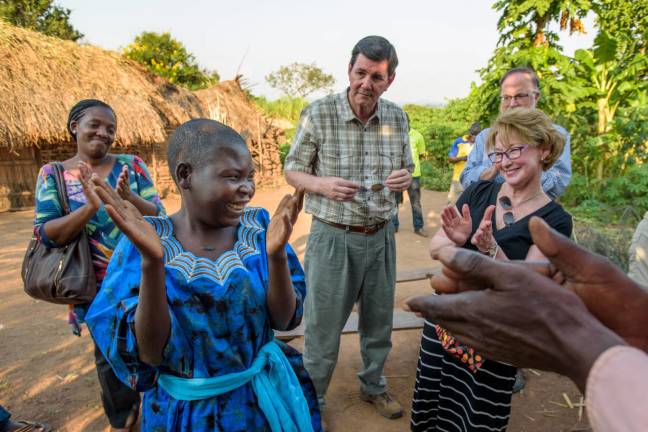 Find out what draws major donors like Laura and Robert Abernathy to World Vision and why they feel led to make significant investments in ending extreme poverty worldwide.