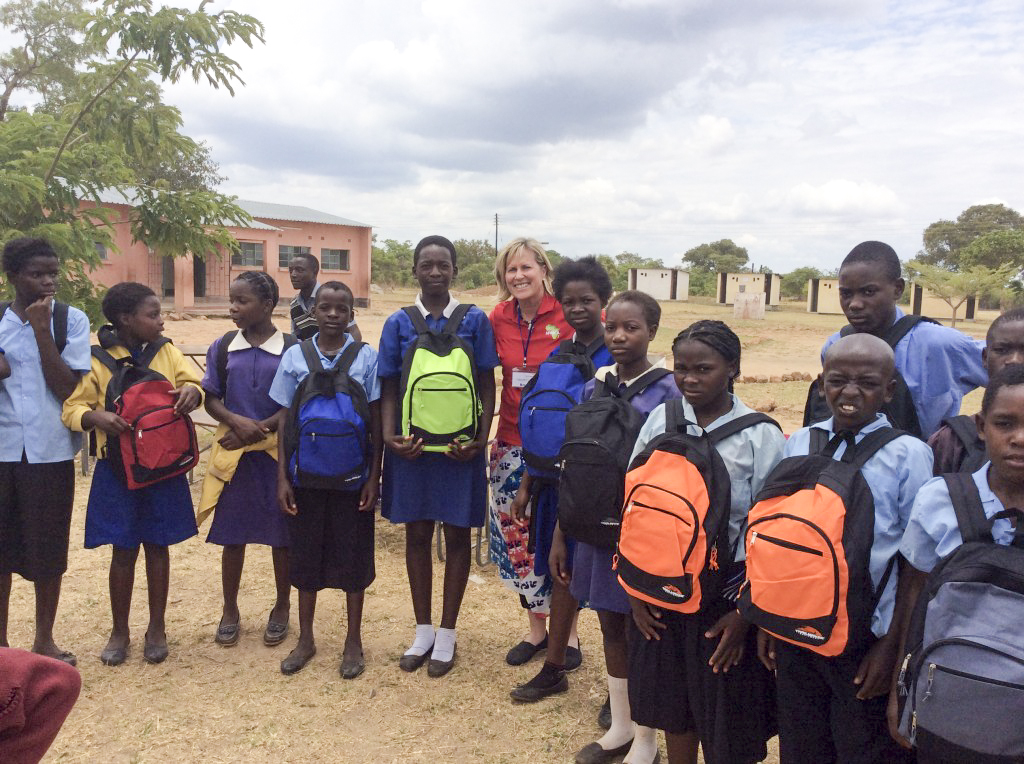 Find out what draws major donors like World Golf and LPGA Hall of Famer Betsy King to World Vision and why they feel led to make significant investments in ending extreme poverty worldwide.