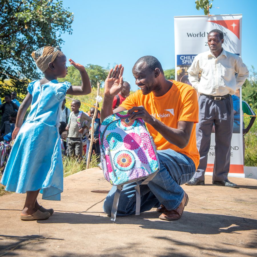 For Giving Tuesday, Nov. 27, World Vision is partnering with Thirty-One Gifts again, which means a product match of up to $2 million! Find out how last year's partnership supported kids.
