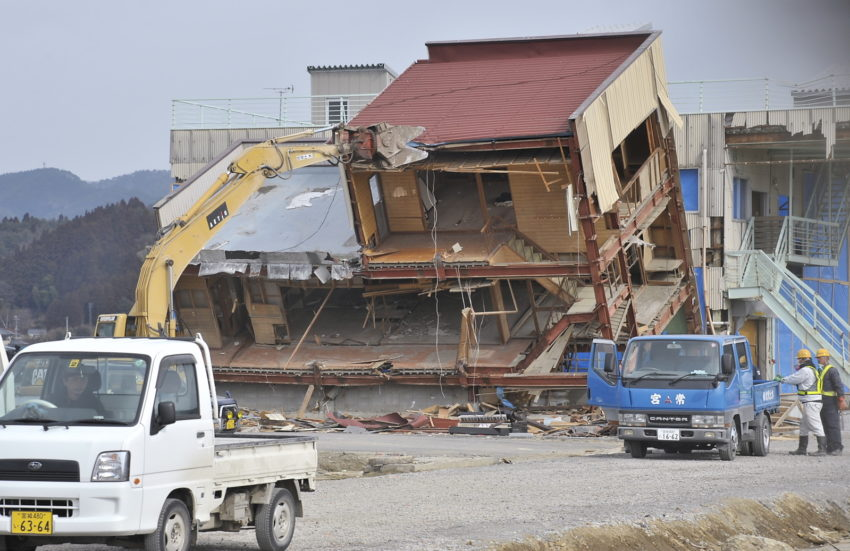 The magnitude 9.0 earthquake and tsunami that struck off the northeast coast of Japan's Honshu island on March 11, 2011 caused widespread destruction. More than 20,000 people died or were left missing; 90 percent of the dead drowned in the tsunami.
