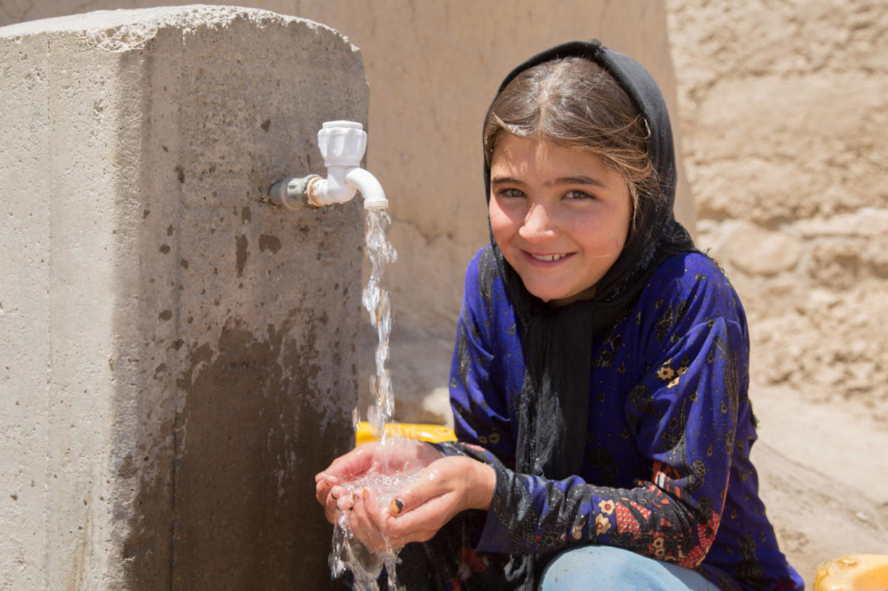 World Vision brings clean water to one new person every 10 seconds. Here are five examples of our water work around the world.