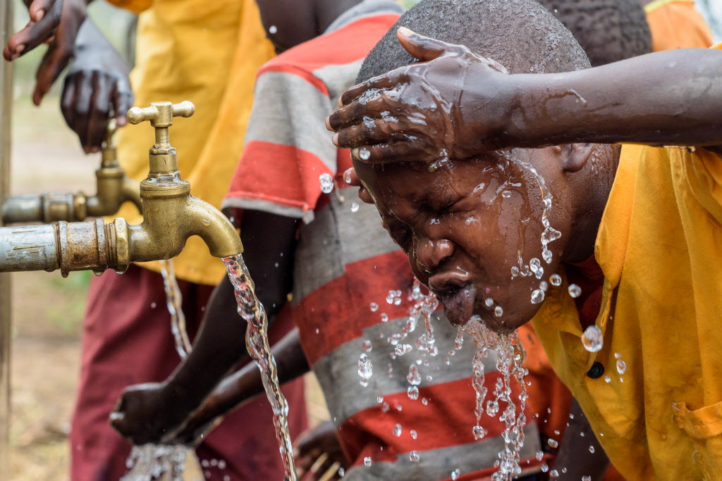 How World Vision Provides Access To Clean Water Around The