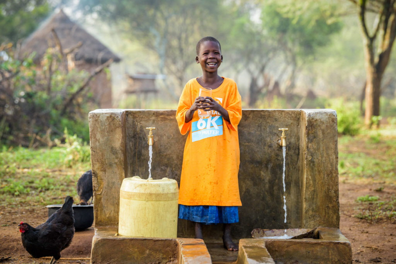 World Vision brings clean water to one new person every 10 seconds. Here are five examples of how we provide access to clean water around the world.