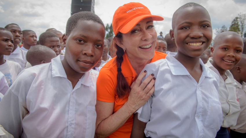Actress Patricia Heaton considered missions before acting took off. But God's plan for her on mission isn't over! Join Patricia on her recent trip to Rwanda.