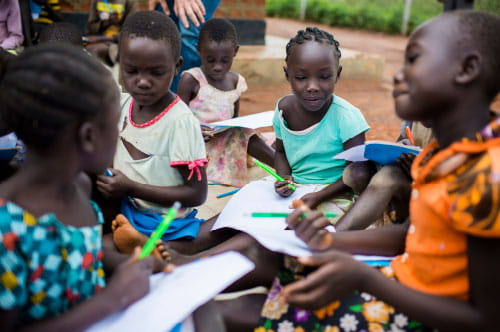 Sponsor A Child   World Vision