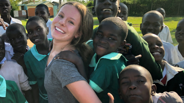 A new World Vision program is igniting passion among students for the world's hardest places! Read how this new curriculum is making the world's issues real for students at Faith Lutheran.