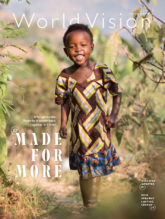 Autumn 2018 World Vision Issue