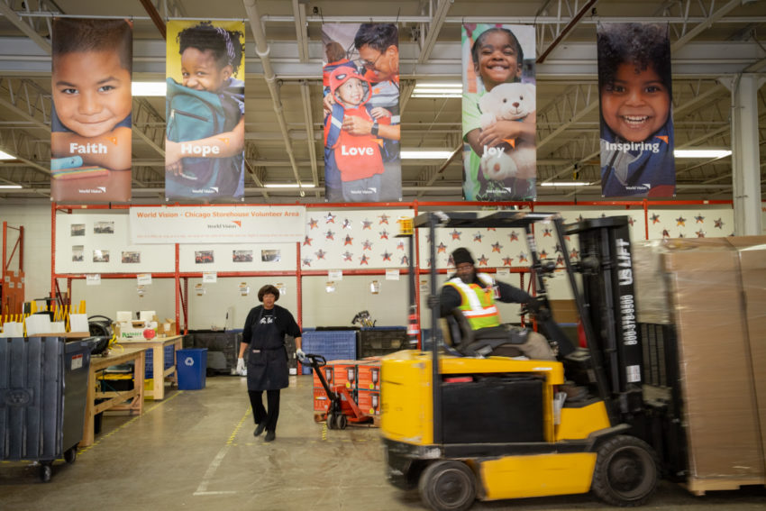 Donors, staff, and volunteers work hard to bring hope to children in the most vulnerable communities. Here are four stories of impact in the United States.