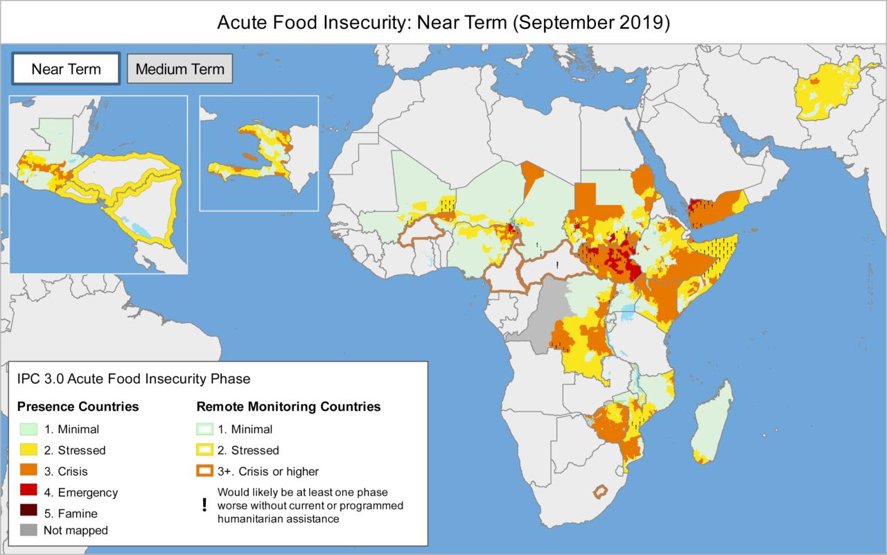 OMG – o garanție a unei Africi mai bine hrănite