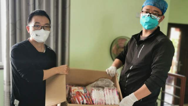 What is it like to live under lockdown because of the new coronavirus outbreak? A World Vision staff member in China shares his perspective.