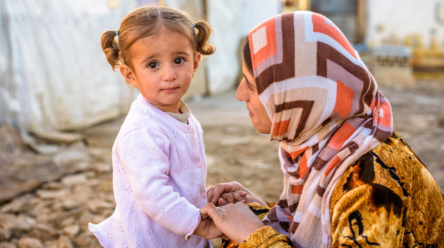 The Syrian refugee crisis is the largest refugee and displacement crisis, affecting 17.6 million people. Let's break this topic down — in photos and videos.