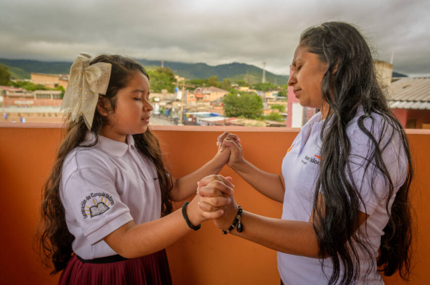 Ten-year-old Genesis and her mother, Wendy, pray for their country, the planet, and for peace. Join us in prayer for justice in our hurting world using Scriptures. Use our guide to offer up intercessory prayers of lamentation, repentance, and restoration.