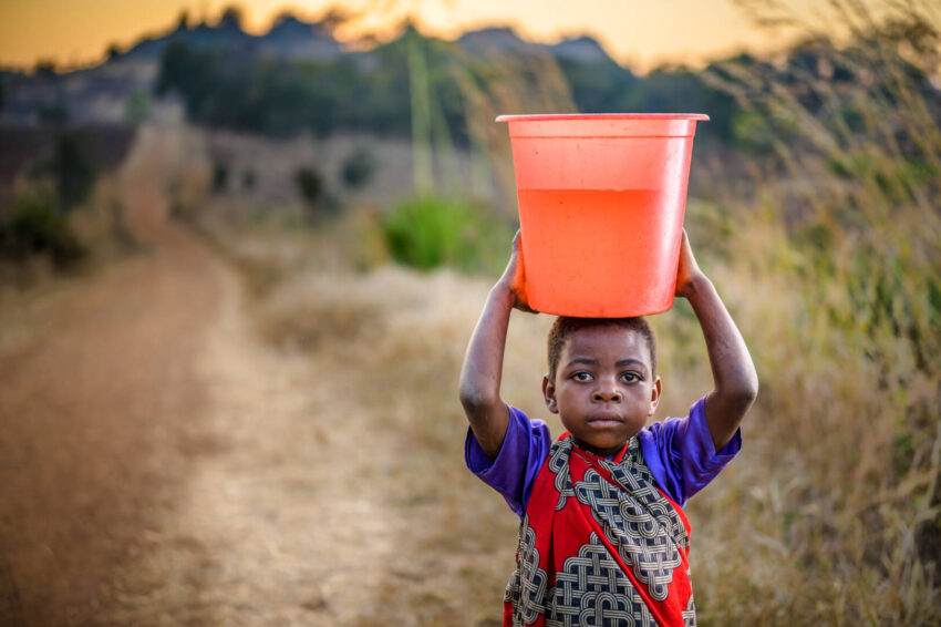 An estimated 785 million people around the world don't have access to basic drinking water. Join us in prayer for children and families who are thirsty and lack this most basic necessity.