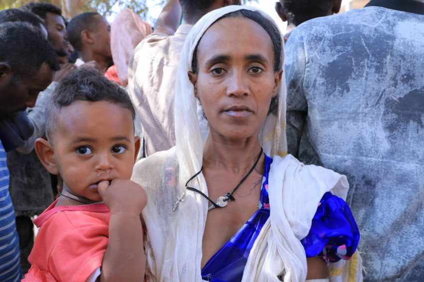 In Ethiopia, the ongoing Tigray conflict creates a dire humanitarian crisis. Learn what World Vision is doing to help affected children and families.