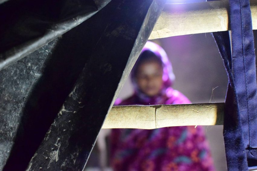 Samira continues to recover from the trauma of being trafficked.