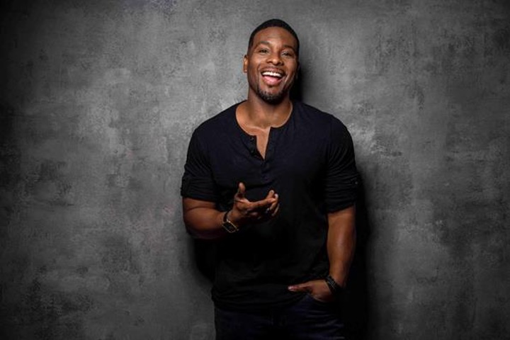 Kel Mitchell, best known for his roles in Good Burger and on Kenan & Kel, is excited for the World Vision Global 6K for Water.