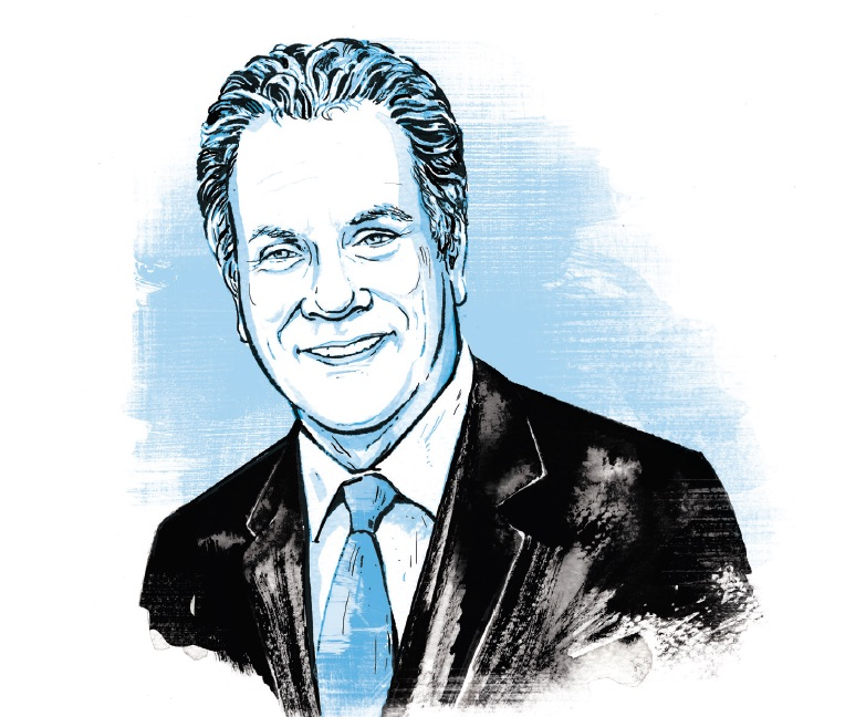 David Beasley, executive director of the World Food Programme, shares his thoughts on fighting hunger during the pandemic and his motivation to serve.