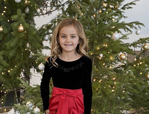 Learn how a Montana girl's glitter and gifts through the World Vision Gift Catalog deliver hope.