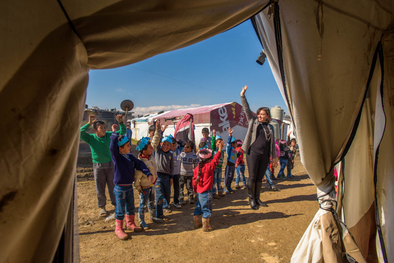 Syria refugee crisis: 5.1 million people have fled Syria's civil war as refugees, straining the region's ability to cope and to care for the needs of displaced children.