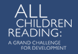All Children Reading: A Grand Challenge for Development (logo)