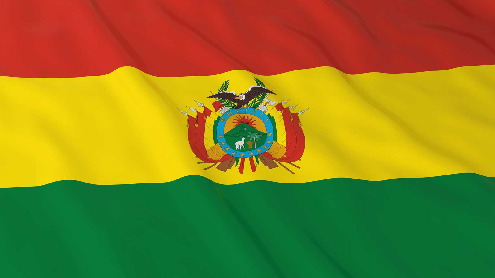 Bolivia has a population of 10.5 million. Despite being a country rich with resources, it is still one of the poorest countries in Latin America. Around 45 percent of the population lives below the poverty line. The official language is Spanish; Bolivians also speak the Aymara and Quechua languages.