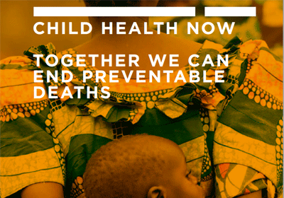 Child Health Now Report: Together We Can End Preventable Deaths (PDF)
