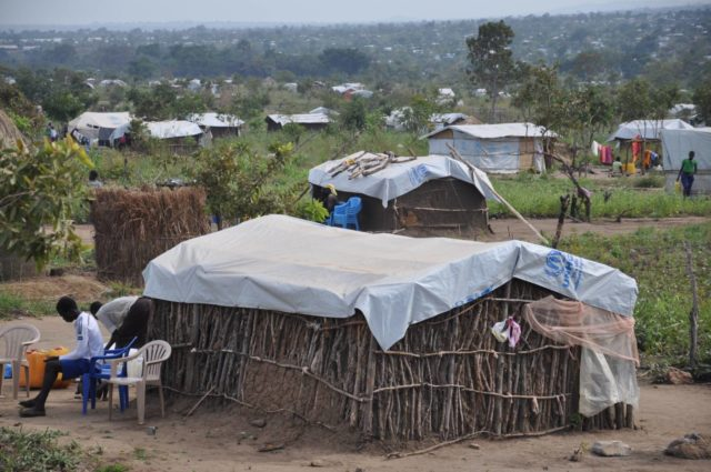 In just the three months since a resurgence of violence in South Sudan, the number of people seeking refuge in camps and host communities in northern Uganda has more than doubled the amount who settled there during the previous two-and-a-half years. (©2016 World Vision, Moses Mukitale)