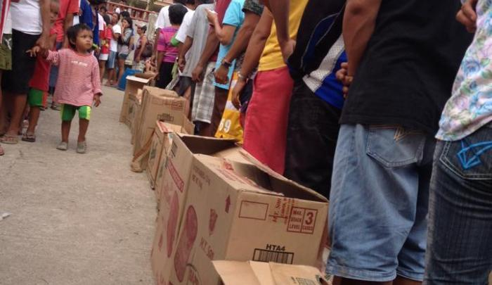 World Vision's Philipines Aid Response