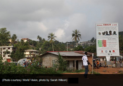 Fox News: As Ebola trials near, raising awareness in Sierra Leone is next task (Ebola - LINK)