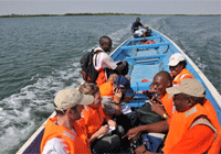 Global Rapid Response Team (GRRT) training in Senegal. PHOTO: © World Vision / Jon Warren