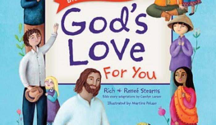 God's Love for You Cover Shot
