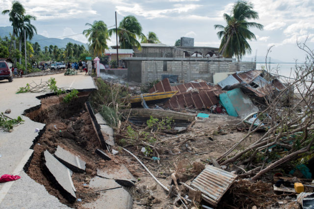 Join us in praying Psalm 56:8 over Gisèle, Marie, and the people of Haiti, who are still counting their losses after Hurricane Matthew.